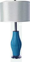Seascape Lighting Penelope Aqua Blue Table Lamp