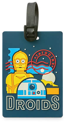 American Tourister Disney by Star Wars R2D2 Luggage Id Tag