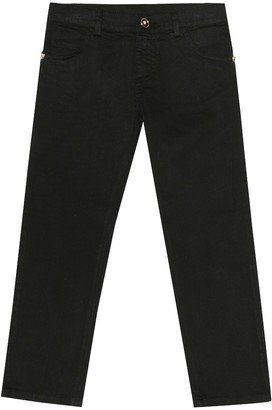 Versace Kids Straight jeans