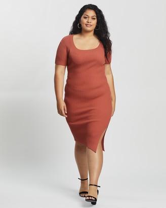 Atmos & Here Izabel True Knit Dress