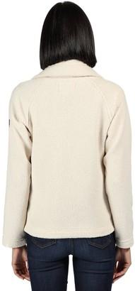 Regatta Zaylee Full Zip Fleece Jacket - Cream