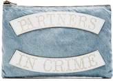 Understated Leather x REVOLVE Partners in Crime Clutch