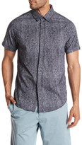 Howe Encinitas Printed Short Sleeve Shirt