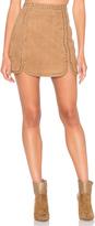 Majorelle Texas Skirt