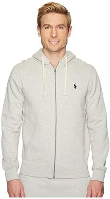 Polo Ralph Lauren Classic Fleece Full-Zip Hoodie (Cruise Navy) Men's Sweatshirt