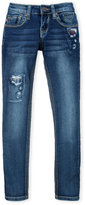 Vigoss Girls 7-16) The Jagger Skinny Jeans
