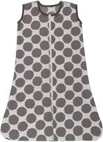 Bacati Muslin Ikat Dots Wearable Blankets Sleep Sack