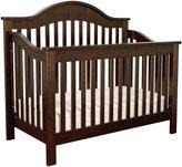 DaVinci Jayden 4-in-1 Convertible Crib with Toddler Rail- Espresso