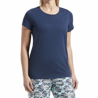 Hue Women's Short Sleeve Scoop Neck Sleep Tee