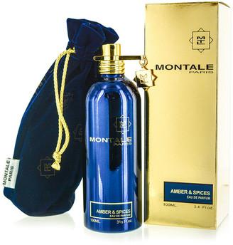 Montale Unisex Amber & Spices 3.4Oz Eau De Parfum Spray