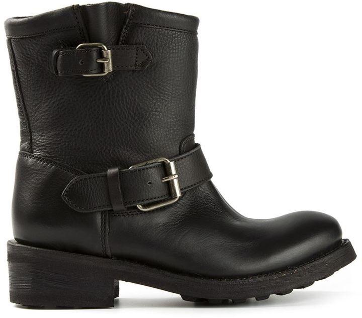 Ash 'Tears' biker boots