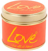Lily-Flame Love Scented Mini Candle Tin