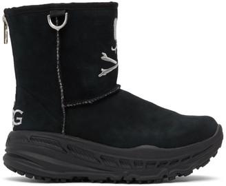 Mastermind Japan Black UGG Edition CA805 Boots