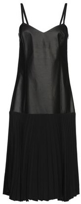 Drome 3/4 length dress