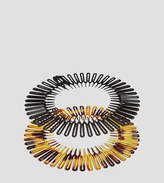Asos Pack Of 2 Accordion Hair Bands
