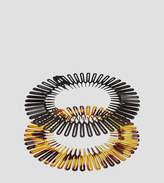 Asos Pack of 2 Accordion Headband