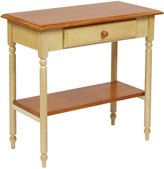 Office Star Products Country Cottage Collection Foyer Table Cc07
