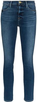 Frame Le High skinny denim jeans