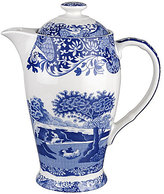 Spode Blue Italian 200th-Anniversary Hot Beverage Pot