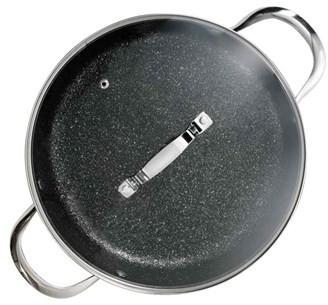 Baccarat Rock Saute Pan with Lid 28cm