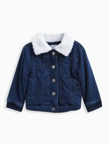 Splendid Baby Girl Brushed French Terry Sherpa Jacket