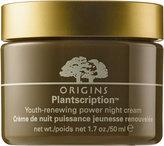 Origins PlantscriptionTM Youth-Renewing Power Night Cream