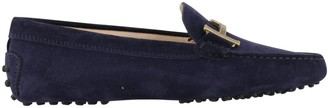 Tod's Double T Gommino Driving Loafers