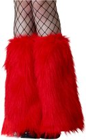 Fun Costumes unisex-adult Adult Furry Boot Covers