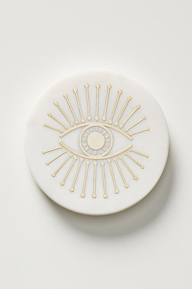 Anthropologie Cassiopeia Coaster By in White Size COASTERS