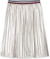Tommy Hilfiger Girl's H Metallic Skirt,(Manufacturer Size: 10)