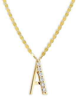 Lana Women's 14K Yellow Gold Diamond Necklace