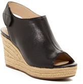 Geox Soleil Slingback Wedge Sandal