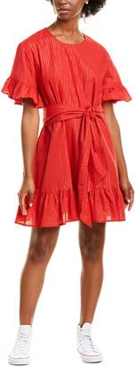 Pink Chicken Halsy Shift Dress
