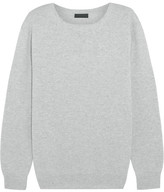 J.Crew Collection Cashmere Sweater - Light gray