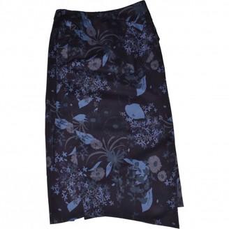 Zac Posen \N Blue Polyester Skirts