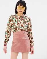 Mng Wrap Skirt