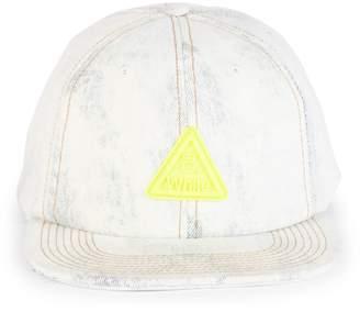 Off-White Off White Denim Snapback Baseball Cap