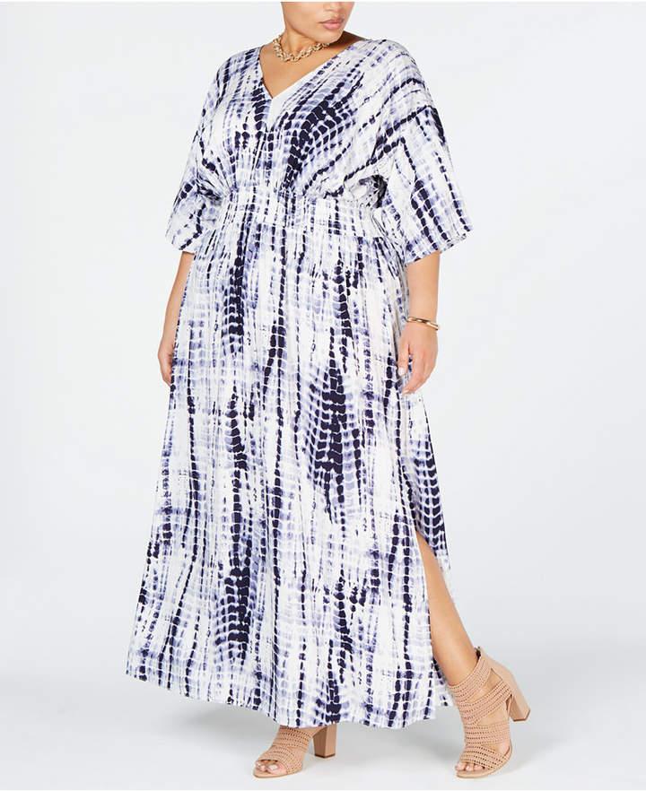 d3af84eba19 Plus Size Kimono Dress - ShopStyle