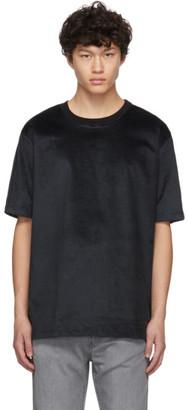 HUGO Black Velvet Degnitz T-Shirt