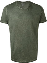 Majestic Filatures bleach effect T-shirt - men - Cotton - S