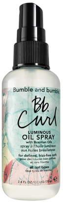 Bumble and Bumble Curl Luminous Oil Spray