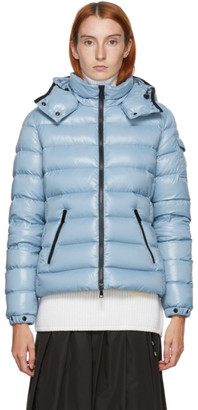 Moncler Blue Down Bady Jacket