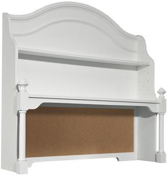 Legacy Classic Furniture Madison White Desk Hutch