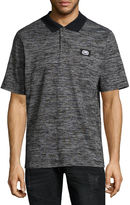 Ecko Unlimited Unltd Short Sleeve Solid Jersey Polo Shirt