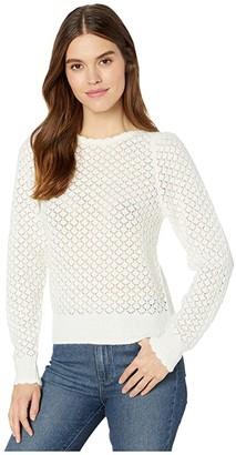 Joie Moxya (Winter White) Women's Sweater