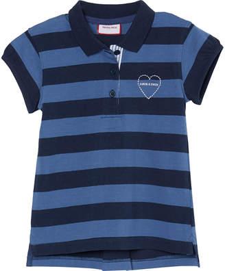 NECK & NECK Spread Collar Rugby Polo
