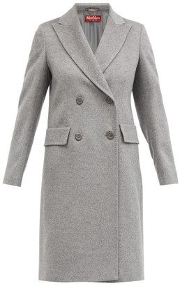 Max Mara Carena Coat - Grey