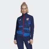 adidas USA Volleyball Warm-Up Jacket