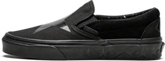 Vans Classic Slip-On 'David Bowie - Black Star' Shoes - Size 4