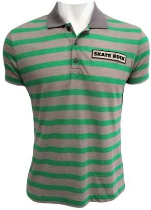 CNC Costume National Green Cotton T-shirts